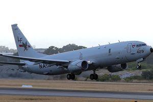 Máy bay quân sự Mỹ tiến hành chuyến bay trinh sát ở gần bờ biển Crưm