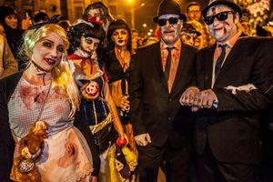 Địa điểm tận hưởng đúng 'chuẩn' lễ hội Halloween ở châu Âu