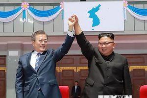 Chính phủ Hàn Quốc đăng công báo Tuyên bố chung Bình Nhưỡng