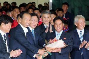 Hàn Quốc muốn mời đội tuyển bóng đá trẻ của Mỹ đến Triều Tiên thi đấu