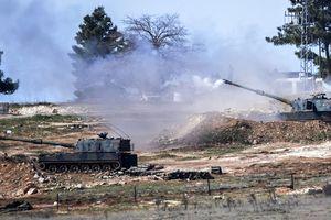 Thổ Nhĩ Kỳ thẳng tay nã pháo vào đồng minh của Mỹ tại Syria