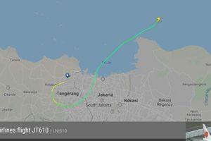 Indonesia: Máy bay chở khách của hãng hàng không giá rẻ rơi xuống biển
