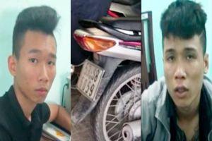 2 tên cướp khiến cô gái tử vong ở Sài Gòn sa lưới vì chiếc điện thoại