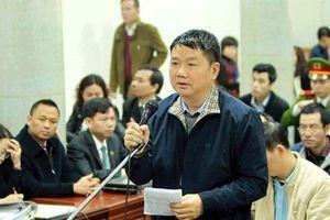 Đại án ông Đinh La Thăng: Thiệt hại 820 tỷ, mới bồi thường 20 tỷ đồng