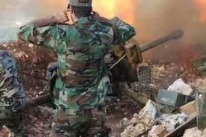 Quân đội Syria tấn công trên khắp Nam Idlib, phiến quân điên cuồng chĩa tên lửa đáp trả