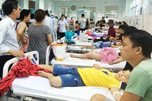 TP.HCM: 55 người bị ngộ độc vì món... chà bông gà