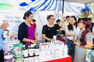 Ngày hội giao thương sản phẩm Việt thu hút người tiêu dùng