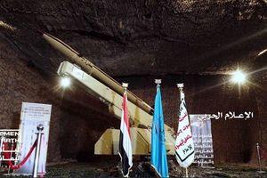 Du kích Yemen thuộc Houthi phát triển tên lửa đạn đạo dẫn đường mới