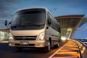 Giá bán 1,395 tỷ đồng, Hyundai New County vừa ra mắt tại Việt Nam có gì đáng chú ý?