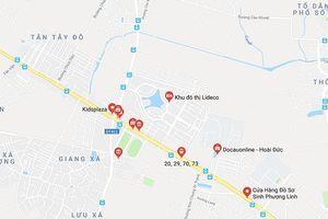 Hà Nội duyệt nhiệm vụ Quy hoạch chi tiết Khu đô thị Dầu khí Đức Giang