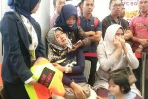 Máy bay Lion Air rơi xuống biển: Có 20 quan chức Indonesia