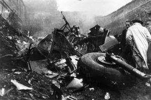 5 tai nạn hàng không thảm khốc của làng bóng đá thế giới