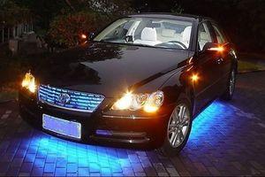 Từ chối đăng kiểm những ô tô lắp thêm đèn chiếu sáng