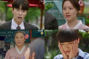 Teaser 'Mama Fairy And The Woodcutter': Yoon Hyun Min hốt hoảng khi 'nàng tiên' Moon Chae Won gọi là 'chồng'