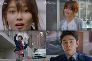 Kim You Jung lôi thôi, đầu bù, tóc rối khiến Yoon Kyun Sang sợ phát khiếp trong teaser đầu tiên của 'Clean with Passion for Now'