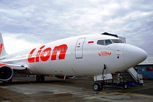 Máy bay Indonesia rơi xuống biển 'thuộc dòng Boeing mới và hiện đại nhất'