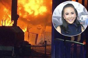Chân dung con gái rượu của tỷ phú Thái Lan vướng tin đồn qua đời cùng cha trong tai nạn rơi trực thăng
