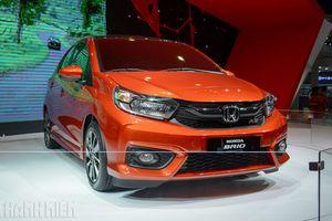Khách Việt muốn mua Honda Brio phải chờ sang năm 2019