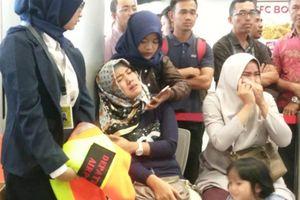 Có 3 trẻ em trong tai nạn rơi máy bay ở Indonesia