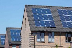 Khai thác năng lượng mặt trời bằng cửa sổ kiểu mới
