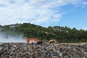 Nghệ An: Quỳnh Lưu nguy cơ 'thất thủ' vì…rác