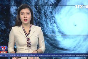 Tin bão gần biển Đông – Cơn bão Yutu