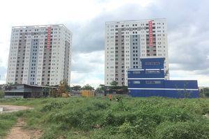 TP HCM: Dân bức xúc vì dự án xây trạm ép rác cạnh khu chung cư