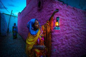 Ethiopia sắc màu cuộc sống trong từng góc phố