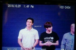 Siwon (Super Junior) và Jaemin (NCT) bất ngờ xuất hiện tại Hà Nội