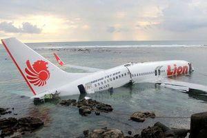 Hình ảnh mới nhất vụ máy bay rơi tại Indonesia: Tổng cộng 189 hành khách, có 2 trẻ sơ sinh trên chuyến bay