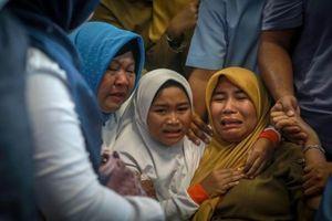 Giới chức Indonesia: 189 người trên máy bay Lion Air đều đã tử nạn