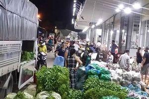 Nông sản vào chợ Dầu Giây đều đạt chuẩn an toàn thực phẩm
