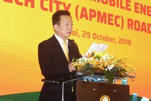 Giới thiệu dự án thành phố công nghệ cao năng lượng di động tại Việt Nam