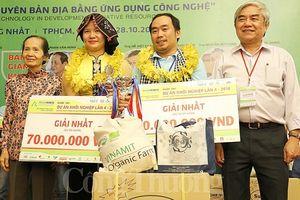Bến Tre và Sơn La đoạt giải nhất cuộc thi Dự án khởi nghiệp 2018