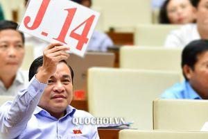 Quốc hội đang giảm dần tranh luận?