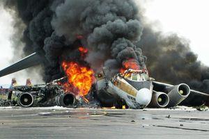 5 thảm họa hàng không thảm khốc nhất lịch sử