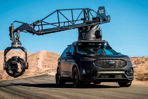 Ngắm Ford Edge ST 2019, chiếc xe hỗ trợ quay phim tốc độ cao cho Hollywood
