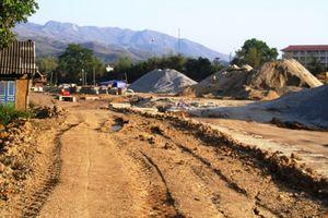 Đang xem xét xử lý cán bộ liên quan ở dự án đường 60m
