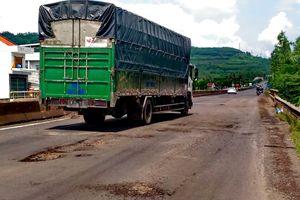 Gần 110 tỷ đồng sửa chữa Quốc lộ 1A qua Phú Yên