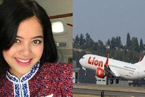 Dòng chia sẻ như 'điềm báo' lạnh lẽo của nữ tiếp viên trên chuyến bay gặp nạn Indonesia