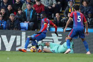 Toàn cảnh trận hòa đứt mạch thắng của Arsenal trước Crystal Palace