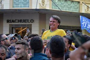Bầu cử tổng thống Brazil: Ứng viên cực hữu Bolsonero giành ưu thế