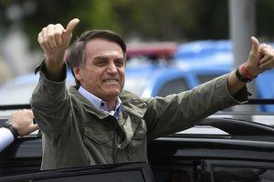 Ông Bolsonero trở thành tân tổng thống Brazil