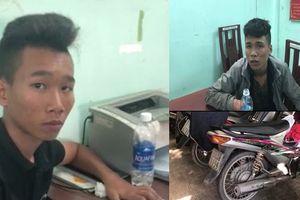 Manh mối tìm ra 2 tên cướp khiến cô gái tử vong ở cầu Thủ Thiêm