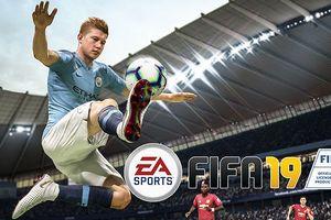 Đội hình kết hợp cực mạnh giữa Man City và Tottenham trong FIFA 19