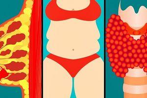 9 nguyên nhân gây mất cân bằng nội tiết tố