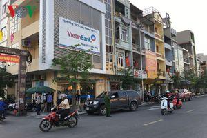 Trộm 3,5 tỷ ngay trước cửa ngân hàng Vietinbank tại Quảng Ninh