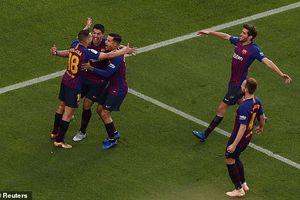 Barca 5-1 Real Madrid: Mất Ronaldo, Real thua thảm hại trận El Clasico