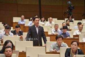 Bộ trưởng Nguyễn Văn Thể lý giải về hai dự án lớn 'có tiền vẫn chưa được triển khai'