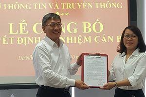 Sở Thông tin và Truyền thông Đà Nẵng có Chánh Văn phòng mới